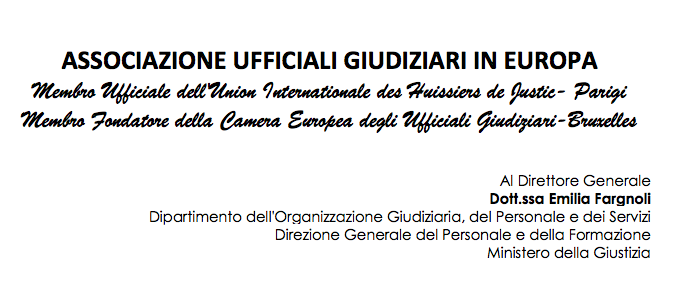 Lettera aperta AUGE diretta al Direttore Generale