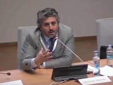 Intervento di Giuseppe Marotta al convegno sulla nuova esecuzione immobiliare che attribuisce ai custodi giudiziari l'esecuzione degli sfratti