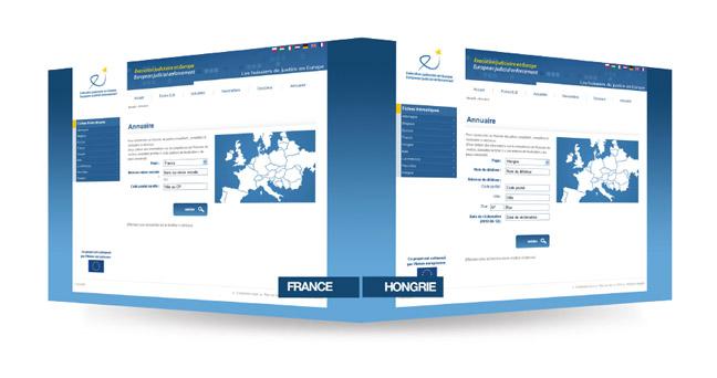 Presentazione a Bruxelles del progetto europeo trova L'Ufficiale Giudiziario
