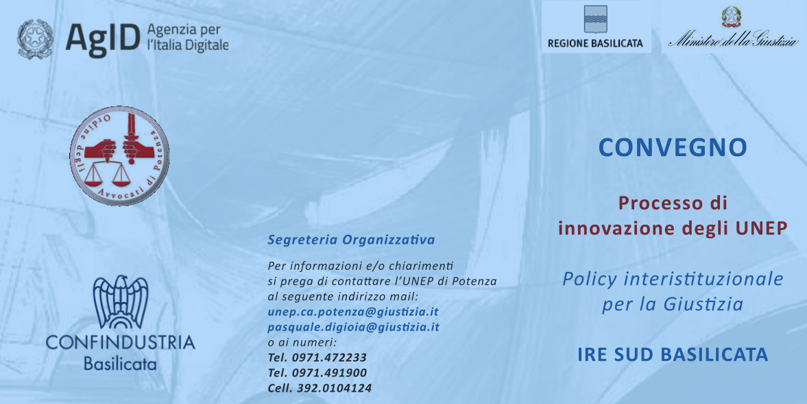 Convegno sul processo di innovazione degli UNEP