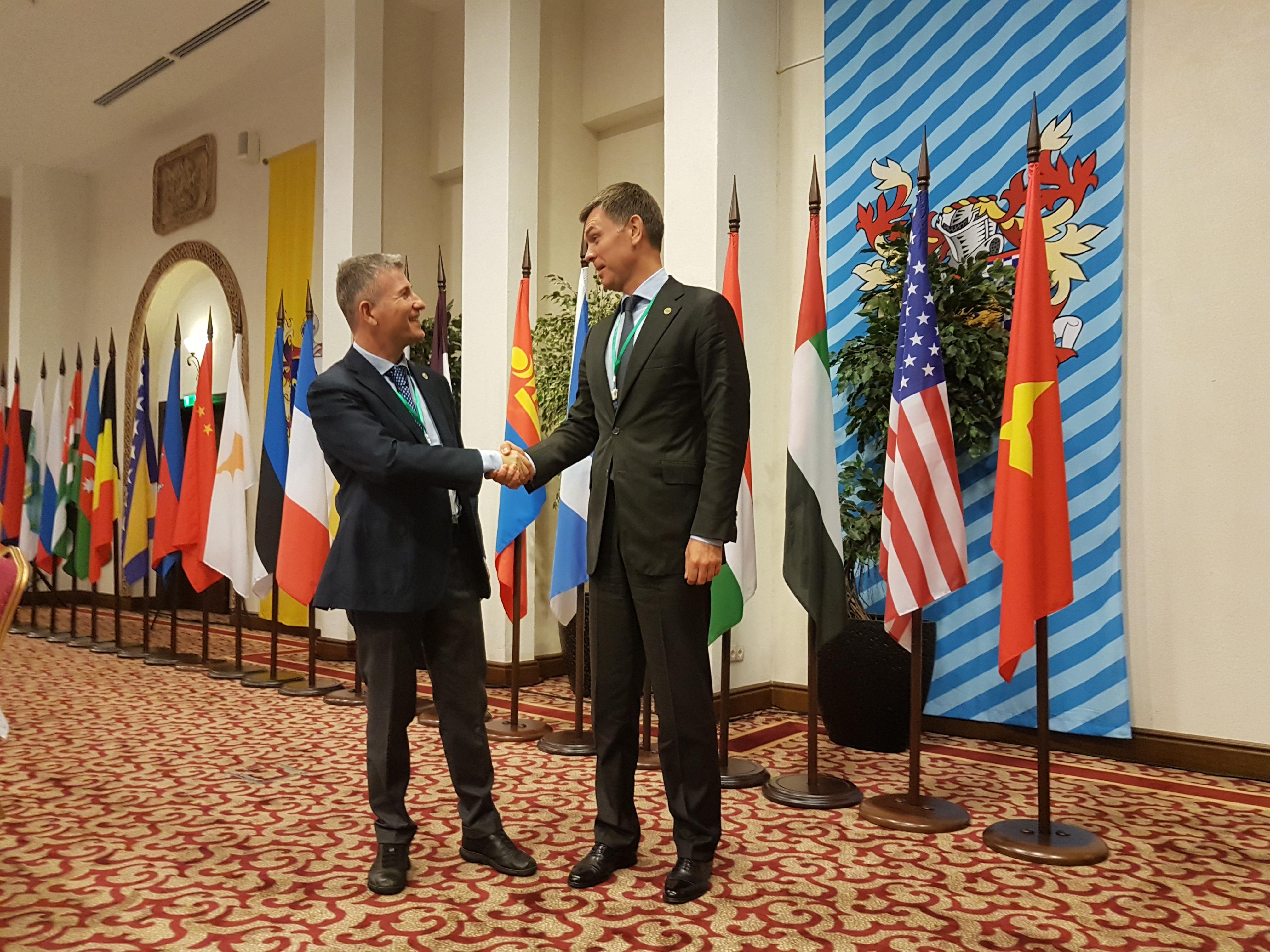 9° Conferenza internazionale a Sochi sull'esecuzione forzata