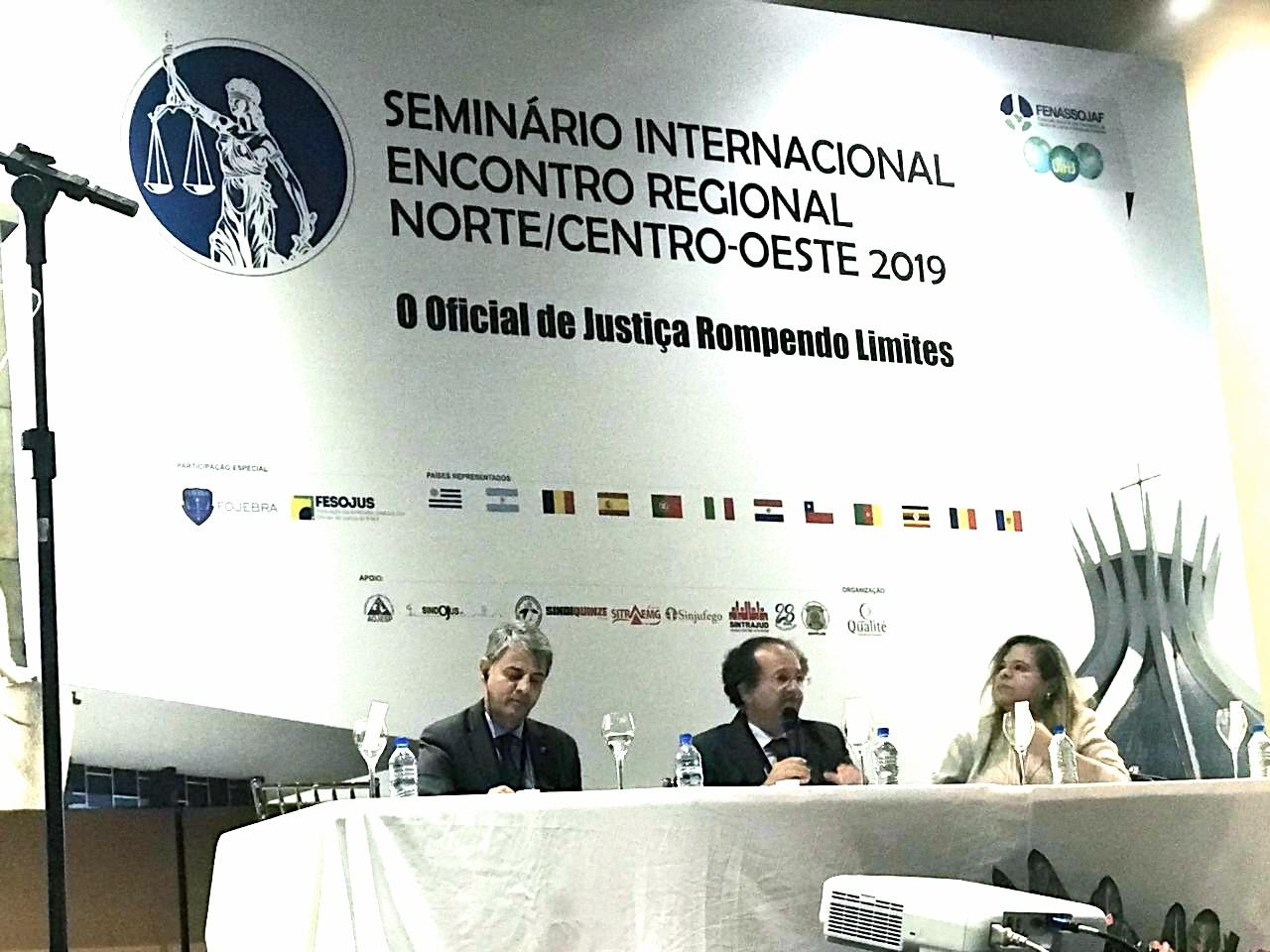 Il problema della giustizia nel procedimento esecutivo – Brasilia 04 aprile 2019
